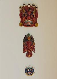 Barong Masks