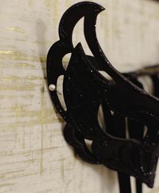 Venetian Mask Pin